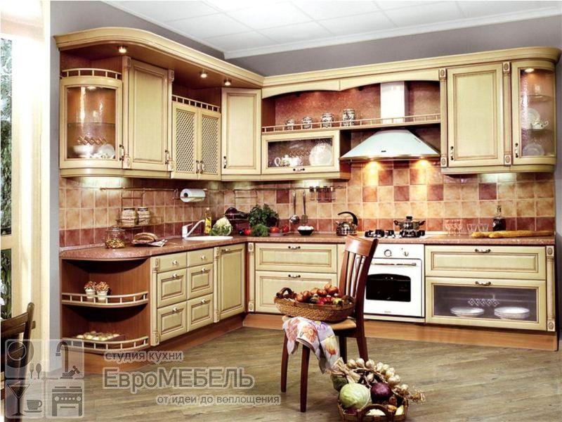 Кухню  прованс