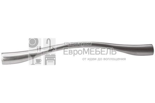 F105G-CM Ручка-скоба 224мм, отделка сталь шлифованная