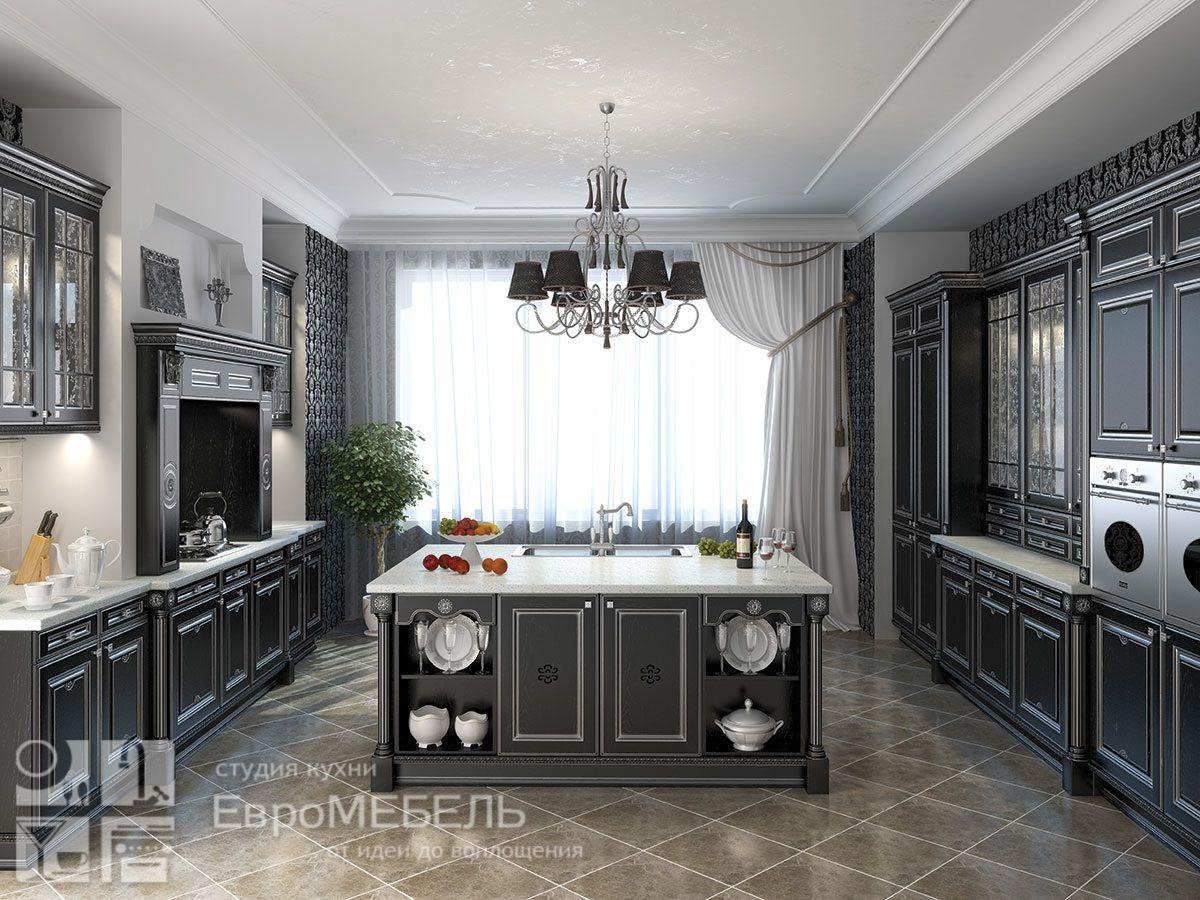 Кухня Афина (Неро)