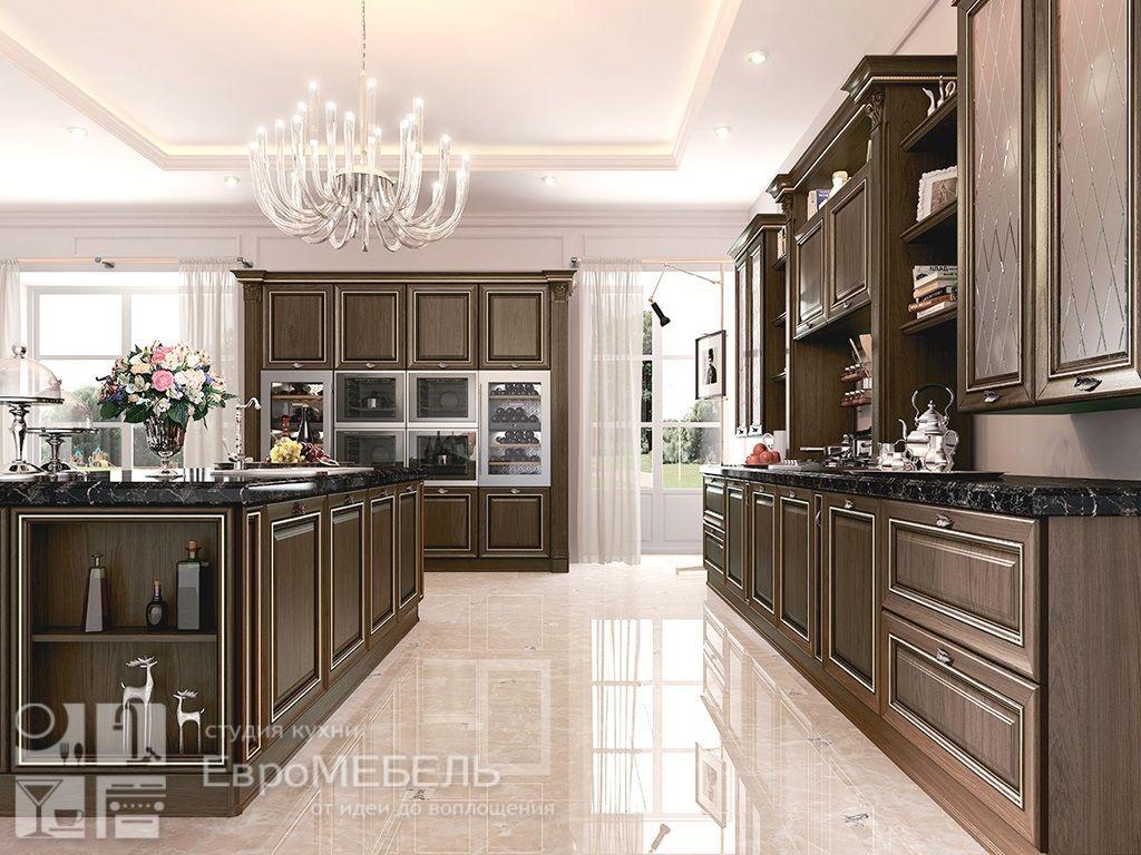 Кухня Орнелла