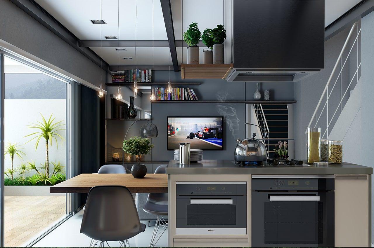 Кухня Лестер