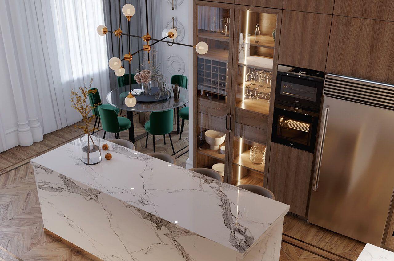 Кухня Фолкстон