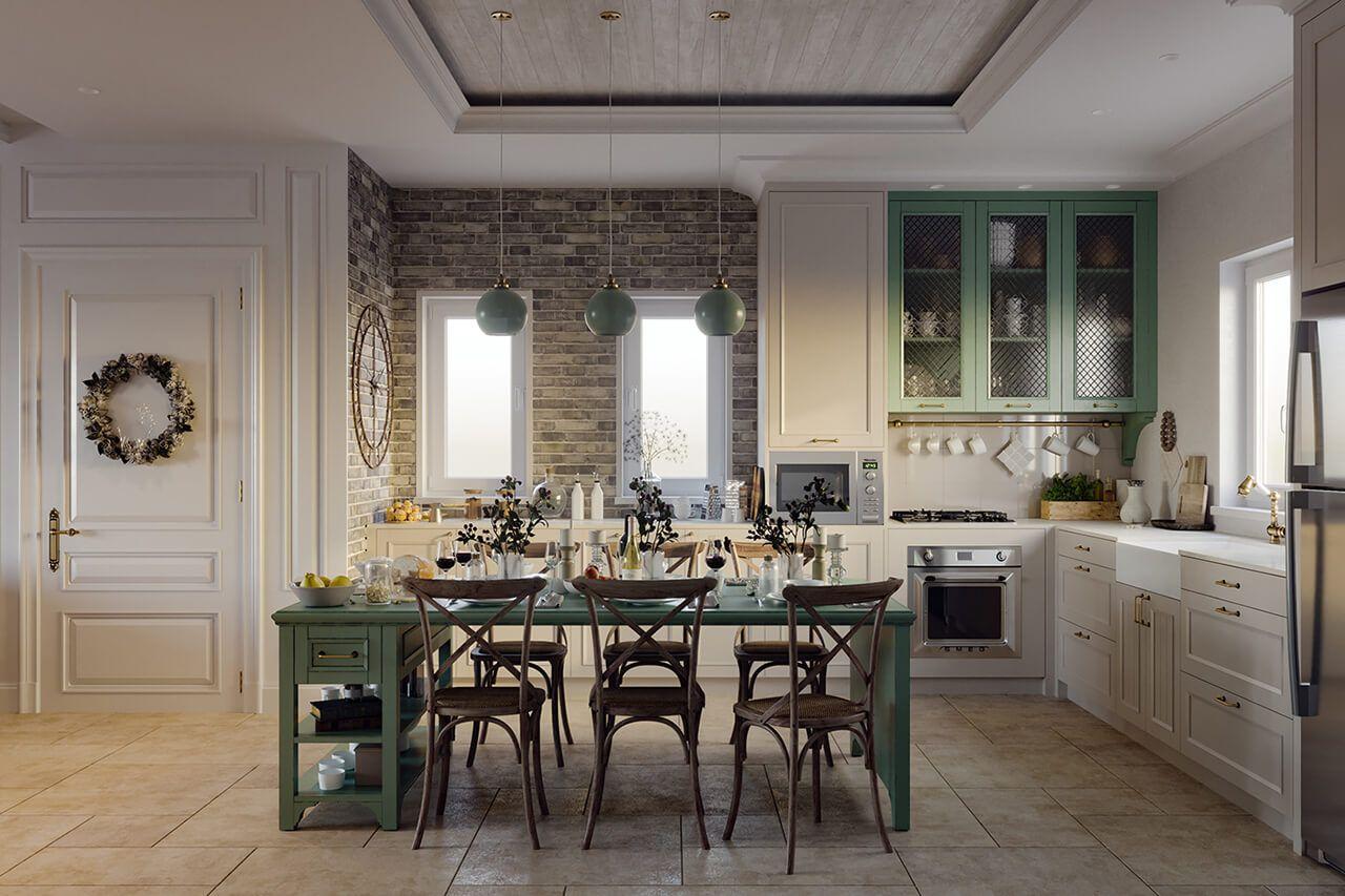 Кухня Лунд
